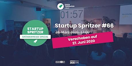 Startup Spritzer #66 -  Gründermesse Special Tickets