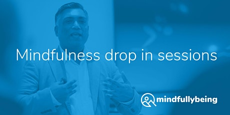 TUESDAY Online mindfulness drop ins tickets