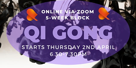 Qi Gong: Individual Sessions - Online tickets