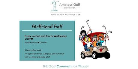 Girlfriend Golf! Rockwood GC July 8 tickets