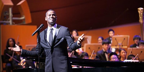 Legends of Music Series presents Brian McKnight at the Nashville Symphony tickets