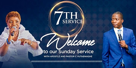 Heartfelt International Ministries :  7th Sunday Service tickets