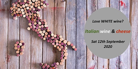 Italian wine and cheese night - The WHITE wines! tickets