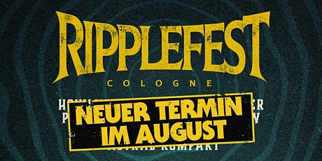 Ripplefest Cologne 2020 Tickets