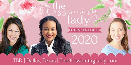 The Blossoming Lady Conference tickets