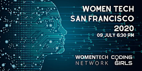 WomenTech San Francisco 2020 (Employer Tickets) tickets