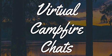 Disabled Hikers Virtual Campfire Chat tickets