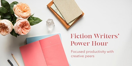 Fiction Writers' Power Hour billets