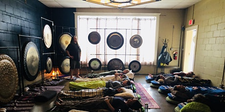 Special Sacred Wave Gong Immersions Events tickets