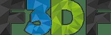 F3DF logo