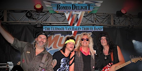 "Romeo Delight ""The Ultimate Van Halen Tribute Band tickets"