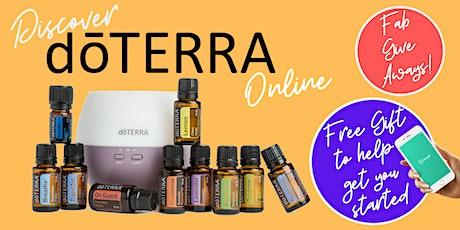 Discover dōTERRA Essential Oils Online tickets