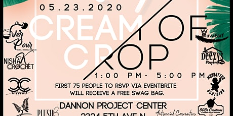 Cream of Crop Pop Up Shop tickets