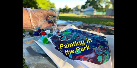 Paint Pour in the Park  18.4.20 tickets