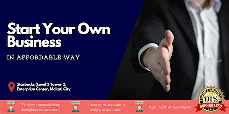 Start Your Own Business in Easy Way! tickets