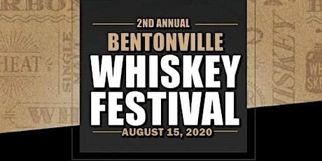 2020 Bentonville Whiskey Festival entradas