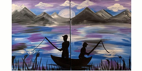 Father's Day Family Painting Canvas Painting Workshop- Buford tickets