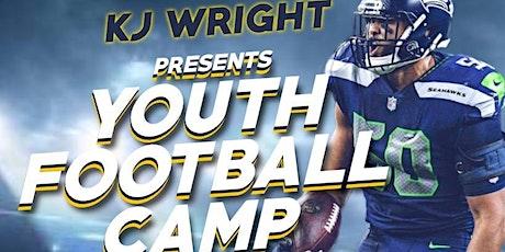 2020 KJ Wright Football Camp tickets