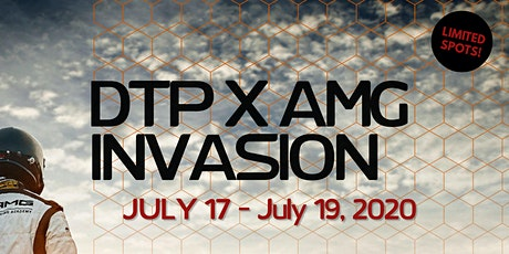 DTP & AMG Invasion tickets
