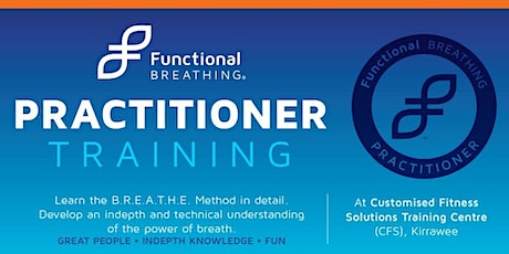 Functional Breathing - level 1 Practitioner. tickets