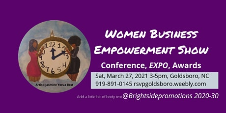 2021 Women Business Empowerment Show tickets