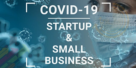 CORONAVIRUS : SURVIVAL STRATEGIES FOR STARTUPS & SMALL BUSINESSES bilhetes