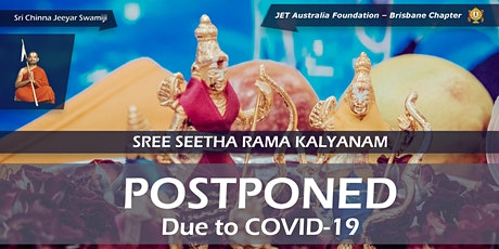POSTPONED - Sri Seetha Rama Kalyanam tickets