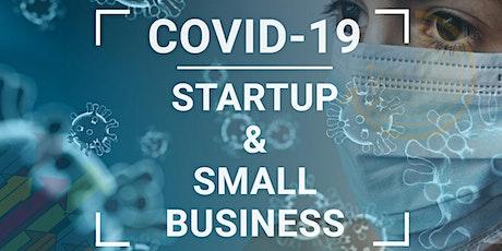 CORONAVIRUS : SURVIVAL STRATEGIES FOR STARTUPS & SMALL BUSINESSES tickets