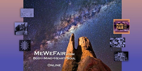 Free Online MeWe Metaphysical Fair for Body Mind Heart & Soul tickets