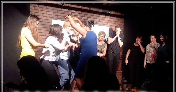 Adult Comedy Classes Online - Improv, Stand-Up & Sketch Comedy image