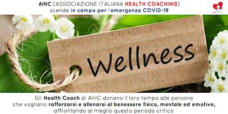 Webinar AIHC - Francesco di Coste, Presidente AIHC ed Health Coach tickets