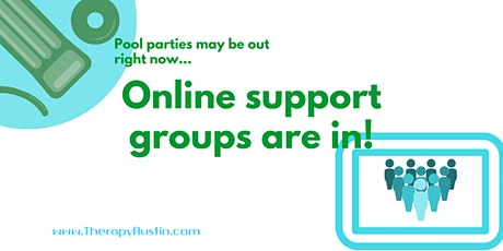 Low-Cost Online Weekly Support Group: Coping with COVID - Thursdays, 1-2:30 tickets