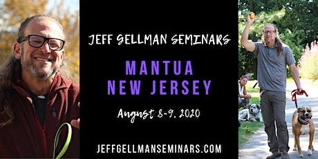 Mantua, NJ - Jeff Gellman's 2 Day Dog Training Seminar  tickets