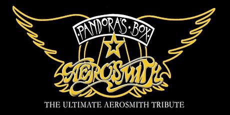 Pandora's Box: The Ultimate Aerosmith Tribute Band tickets