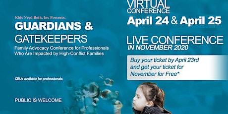 Guardians & Gatekeepers Virtual Conference tickets