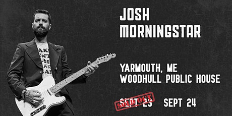 Songs & Stories with Josh Morningstar - RESCHEDULED tickets