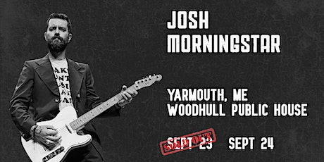 Songs & Stories with Josh Morningstar — ENCORE, RESCHEDULED tickets