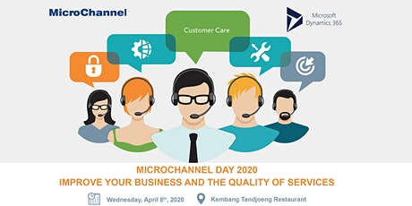 MicroChannel Day 2020 - Improve your Business and The Quality of Services tickets