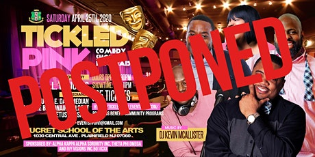 **POSTPONED**Tickled Pink Comedy Show Fundraiser tickets