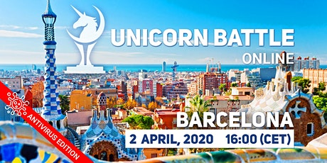 Unicorn Battle in Barcelona tickets