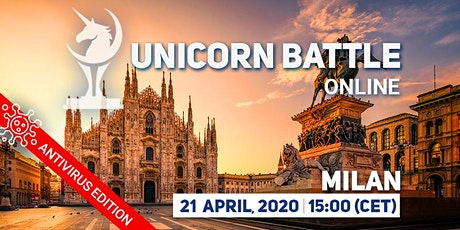 Unicorn Battle in Milan tickets