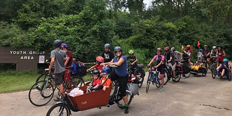 Shabbona Woods Family Bike Campout 2020 tickets