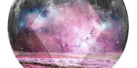 Zoom ~Full Moon Bloom in Libra Kundalini Meditation & Gong Bath ~ tickets