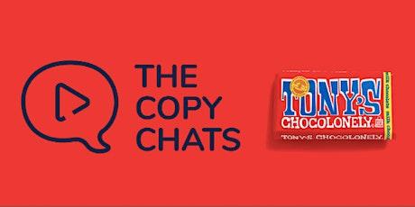 How *we* do marketing... with Tony's Chocolonely tickets
