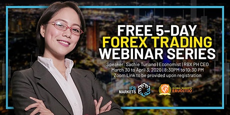 Free Five-Day Forex Trading Webinar Series tickets