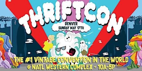 ThriftCon Denver tickets