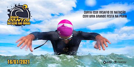 Desafio Pantai Natação nas Ondas ingressos