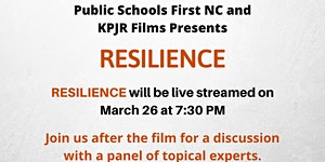 Resilience Live Streaming REGISTRATION