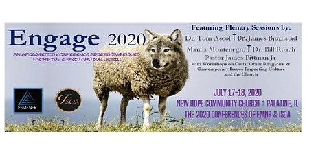 Engage 2020 -  An Apologetics Conference on Issues in Church and Culture tickets