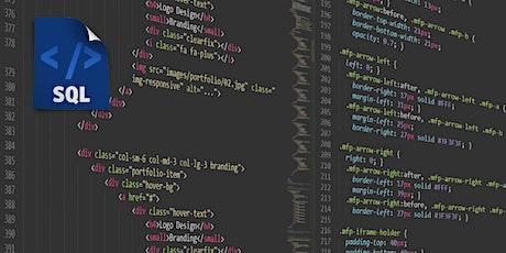 Workshop: SQL Fundamentals - 12 hours over 2 days tickets